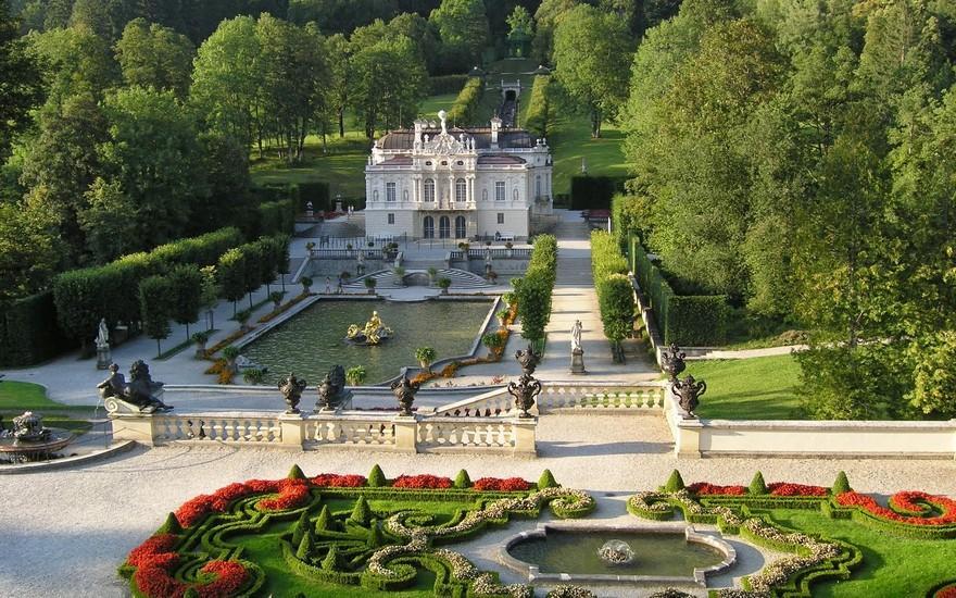 Image result for dvorci bavarske