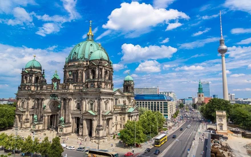 Karta Nemacke Berlin.Berlin Uskrs I Dan Rada Autobus