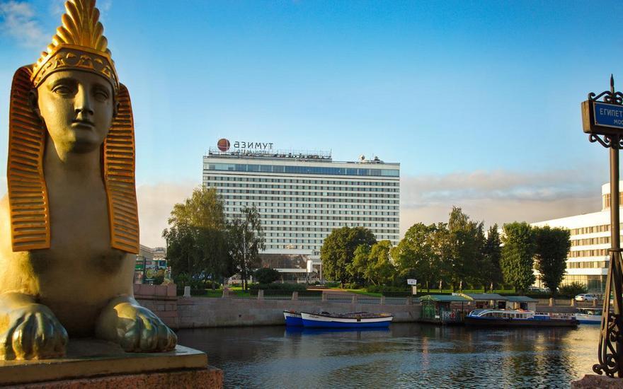 Hotel 4* St  Peterburg/Hotel 4* Moskva